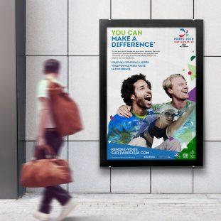 Paris 2018 • Gay Games Site Internet