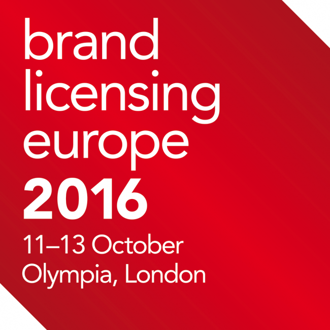 Brand Licensing Europe 2016-Stand FTD distribution